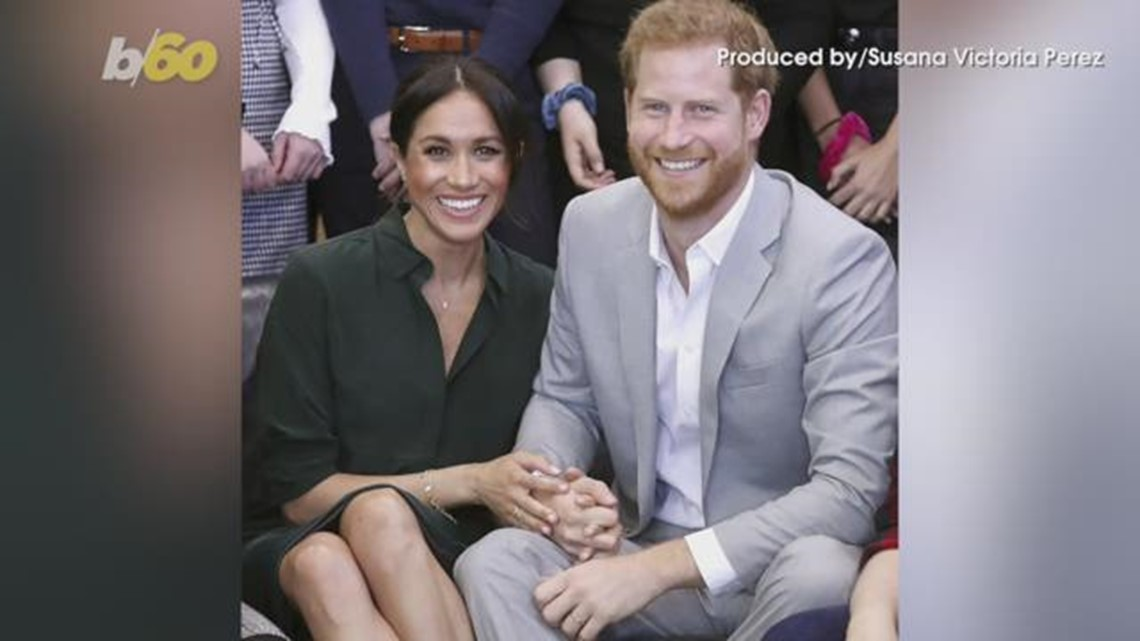 Prince Harry and Meghan Markles Sweetest Moments