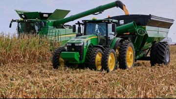 Corn Belt farmers hope for an endless summer