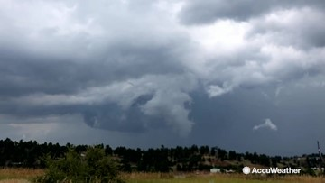 Slow storms creating trouble for the Colorado foothills