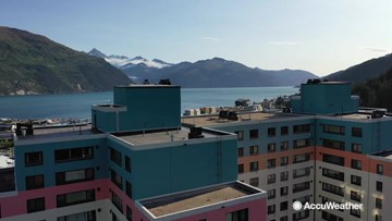Residents concerned as Alaskan town has more warm, sunny days