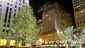 History of the Rockefeller Christmas Tree
