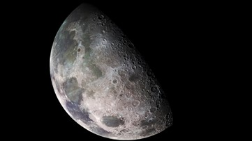 Remains of Planet That Collided With Earth May Be Hidden Inside the Moon