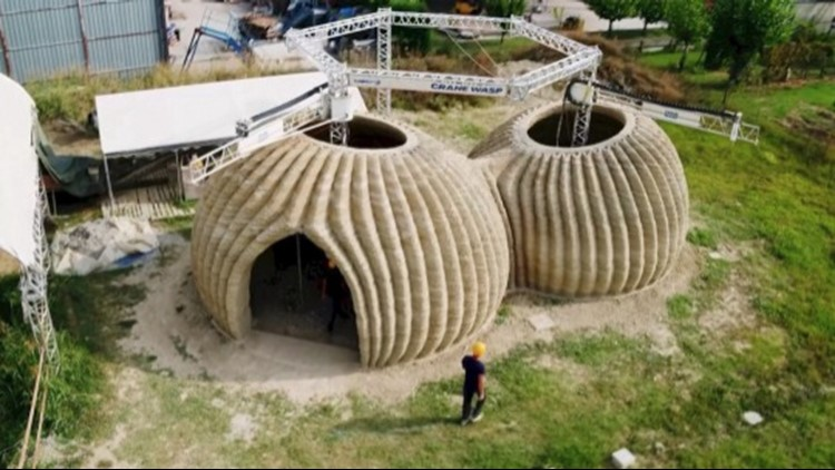 Could This Be The Future of Sustainable Housing?
