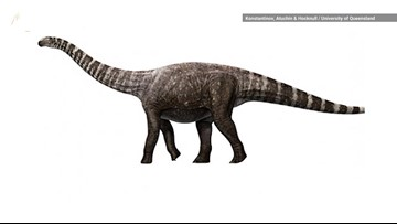 This 'High-Heeled' Dinosaur Walked on its Tiptoes