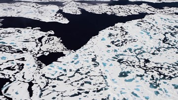 Aerial Tour of Earth's Inhospitable Regions Will Take Your Breath Away