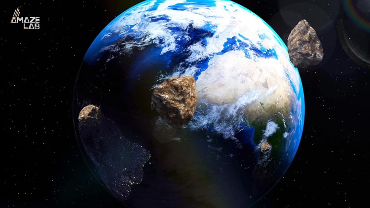 NASA Will Try to Knock an Asteroid Off Course in 2022