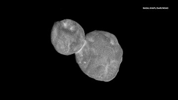 See Ultima Thule Flipping Like an Hourglass in First Video