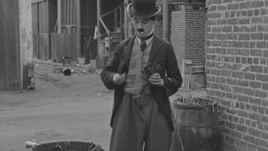 Classic Charlie! 2k & 4k Restorations of Chaplin Films Expect Worldwide Release!