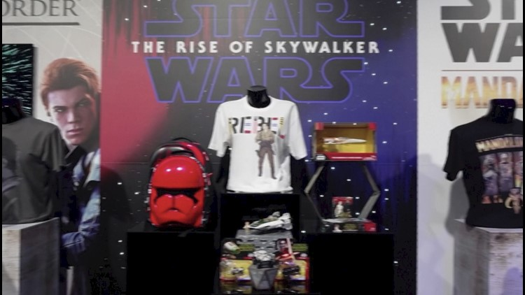 Star Wars Mania! Star Wars Merchandise Revealed To Tie Into Upcoming Film, TV, & Video Game Releases!