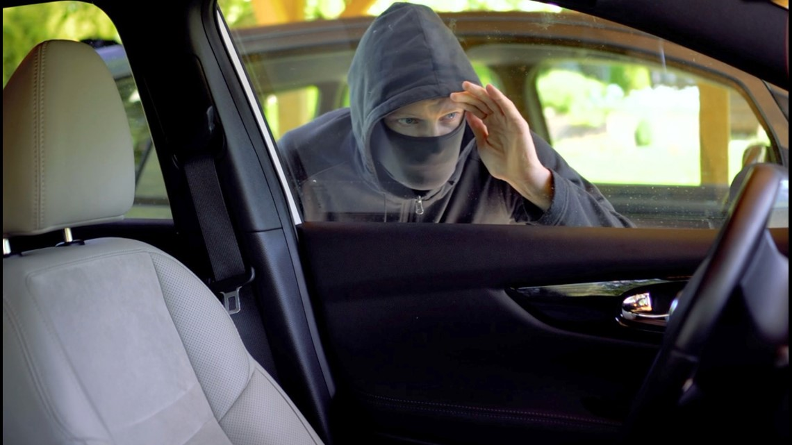 Avoid Being a Victim of Car Theft With These Simple Tips
