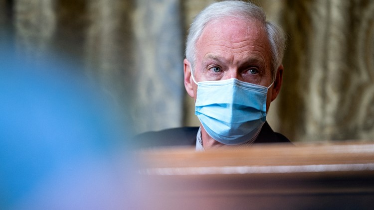Ron Johnson forces Senate clerks to read entire COVID relief bill out loud