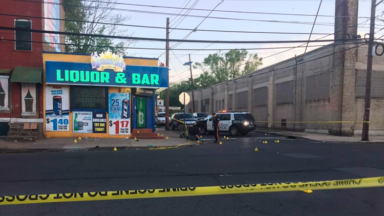 Police say 10 wounded following shooting outside New Jersey bar