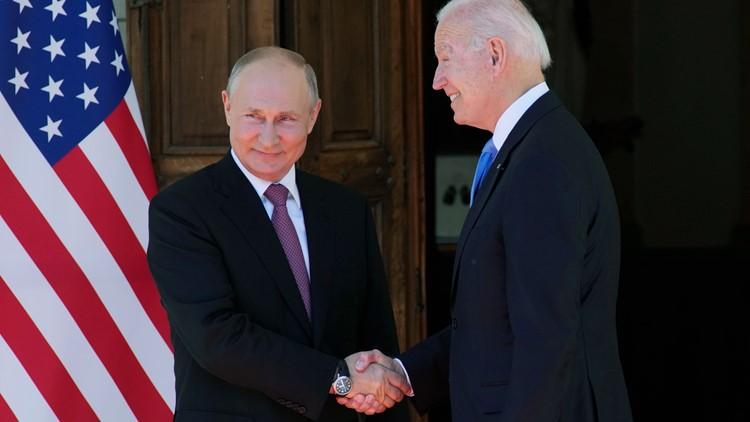Biden, Putin set groundwork for new nuclear treaties during