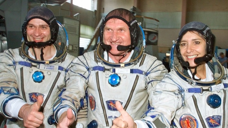 Europe seeks disabled astronauts, more women in space