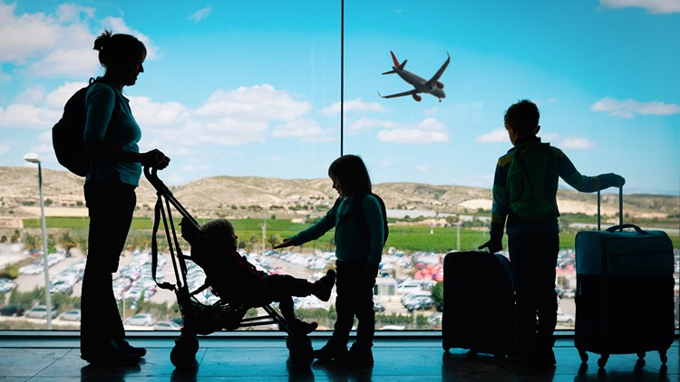 The best and worst airlines for families right now
