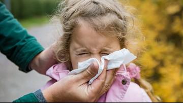 Amid coronavirus fears, a second wave of flu hits US kids