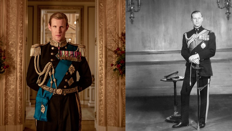 Prince Philip vs Philip of 'The Crown': Fact and fiction