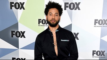Police: Prosecutor charges 'Empire' actor Jussie Smollett with falsely reporting he was attacked in Chicago