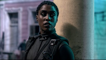 Bond is back! And new 007 star Lashana Lynch shines in 'No Time To Die' trailer