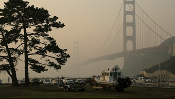 Jump in wildfires means smoke's health impact will spread