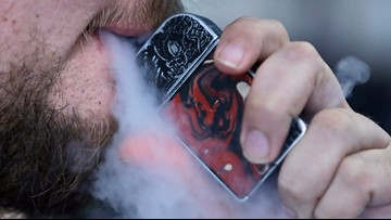 Vaping-related illnesses still rising, though at slower pace