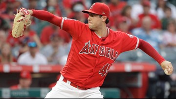 Report: Angels PR employee supplied Tyler Skaggs with opioids