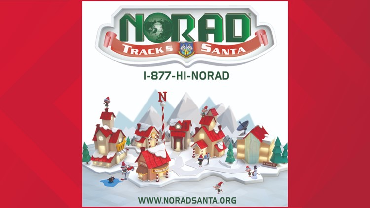norad call in line