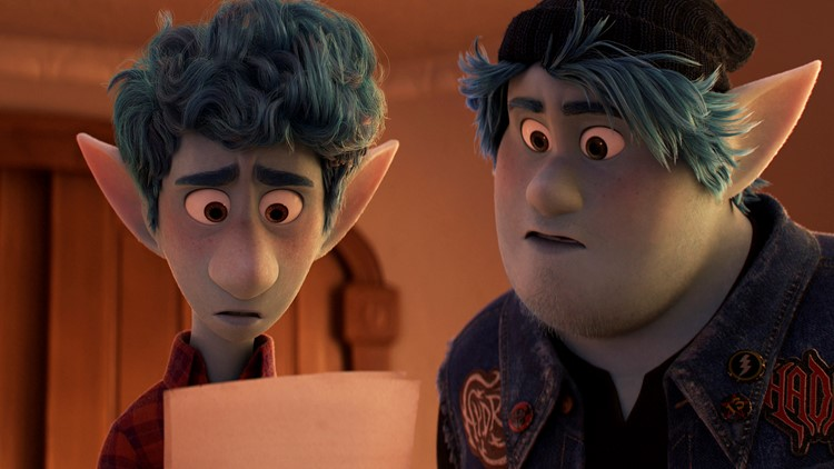 'Onward' released on Disney+ early: Stream the new Pixar movie today