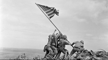 Marines say second man who raised flag at Iwo Jima was misidentified