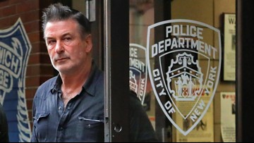Alec Baldwin denies he 'punched anyone over a parking spot' after arrest, assault charge