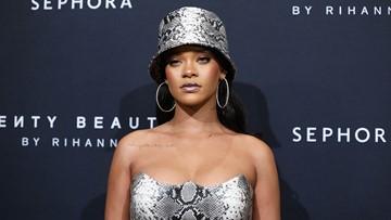 Rihanna slams Trump for using her music at his rallies