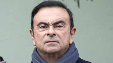 Nissan's Carlos Ghosn fired, arrested over alleged income misconduct