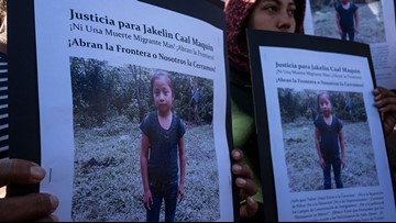 Death of 7-year-old highlights communication barriers on border