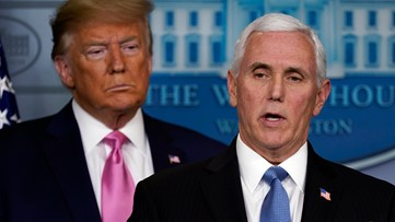 Trump appoints Mike Pence to lead coronavirus response