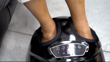 DEALBOSS: The best robo foot massager is on sale today