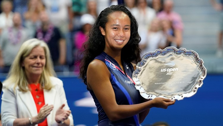 US Open runner-up pays tribute to New York on 9/11