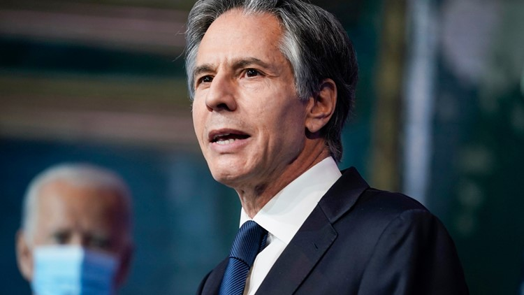 Report: Secretary of State Blinken offers plan to bolster Afghan peace process