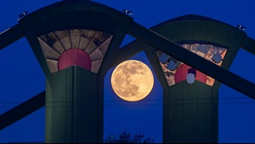 Mark the start of Spring with the March supermoon