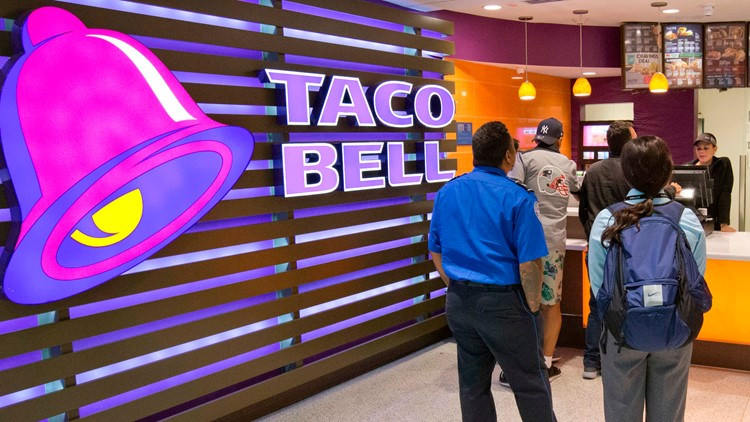 Free Doritos Locos Tacos for one day only, Taco Bell announces