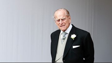 UK police speak to Prince Philip about not wearing seatbelt
