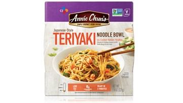 Teriyaki noodle bowls recalled for undeclared peanuts