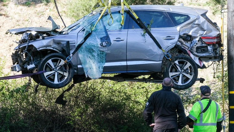 Lucky to be alive, Tiger Woods faces difficult recovery after crash