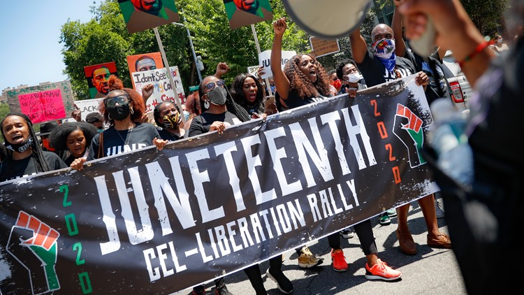 Hawaii becomes 49th state to recognize Juneteenth