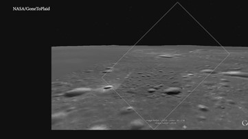 'The Eagle has landed': Apollo 11 lands on the moon
