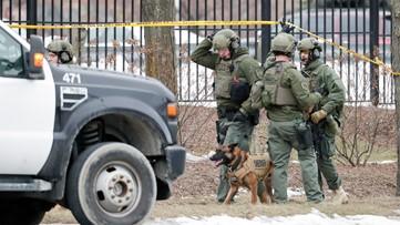 Gunman kills 5 at Molson Coors brewery complex in Milwaukee