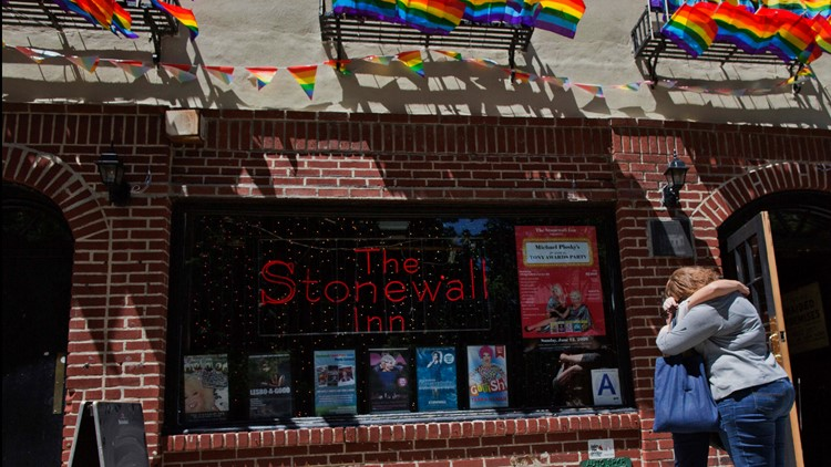 Stonewall At 50 Police Apology