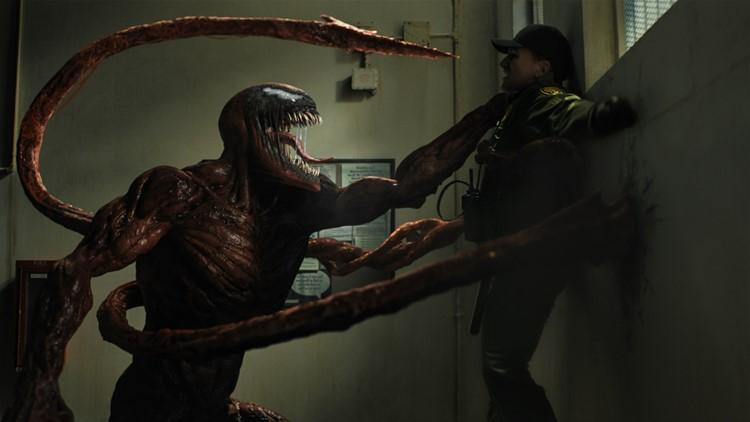 Reaching pre-pandemic levels, 'Venom' debuts with $90.1M
