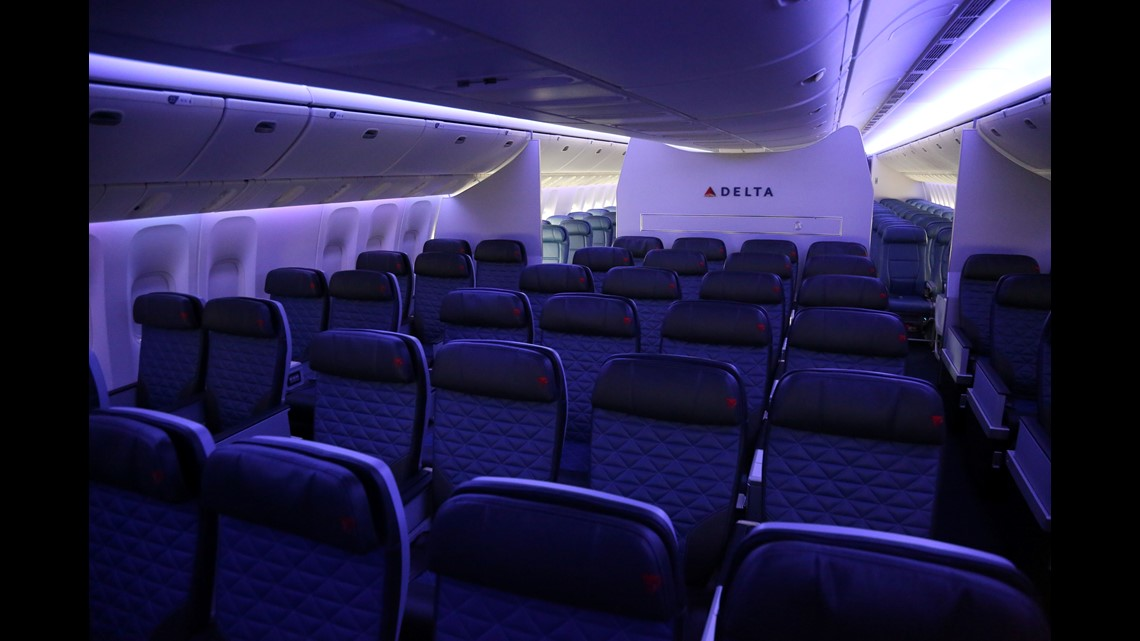Delta: International-style premium economy on most Europe