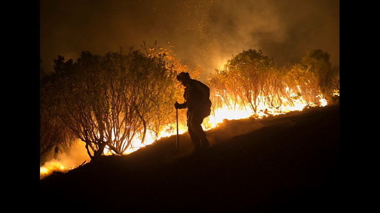 3 startling facts about the California's Camp Fire
