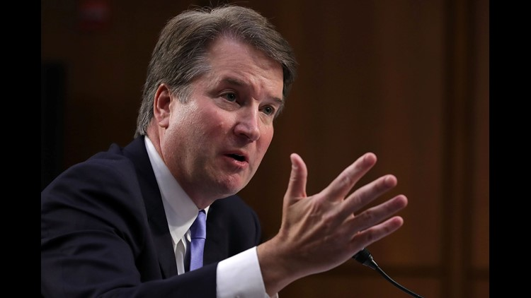 Prosecutor picked to question Kavanaugh, accuser called fair